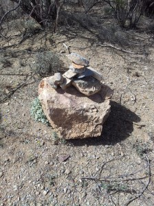 Intention Cairn